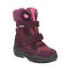 Dětská zimní obuv weinbrenner, červená, 299-5611 - 13