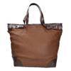 Kabelka ve stylu Tote Bag bata, hnědá, 961-3206 - 26