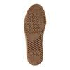 Kožené kotníčkové tenisky pánské converse, hnědá, 843-4080 - 26