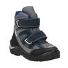 Dětská zimní obuv na suché zipy weinbrenner, šedá, 299-2612 - 13