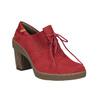 Elegantní kotníčková obuv el-naturalista, červená, 726-5045 - 13