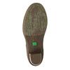 Kožená kotníčková obuv se šněrováním el-naturalista, hnědá, 726-4045 - 26