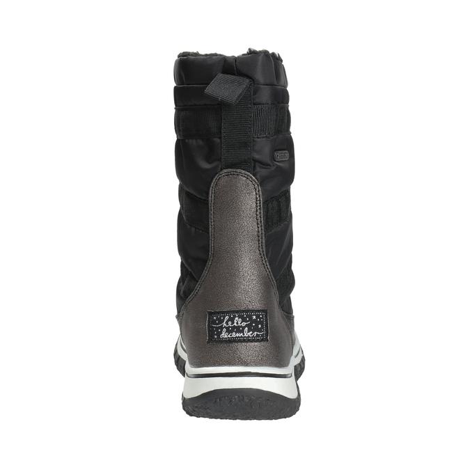 Dámské sněhule se zateplením bata, černá, 599-6611 - 17