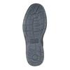 Kožené kotníkové boty bata, hnědá, 896-4226 - 26