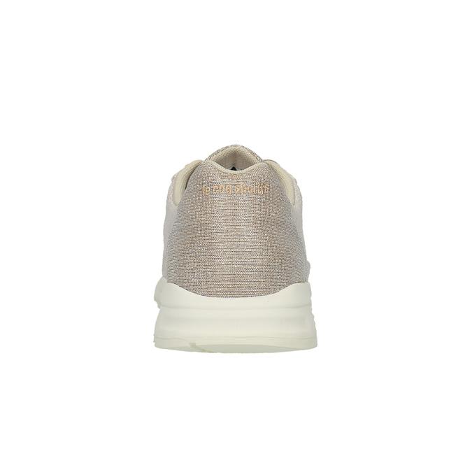 Dámské ležérní tenisky le-coq-sportif, béžová, 509-8582 - 17
