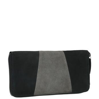 Kožená dámská peněženka bata, černá, 946-6100 - 13