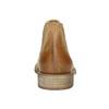 Kožené Chelsea Boots bata, hnědá, 594-3432 - 17