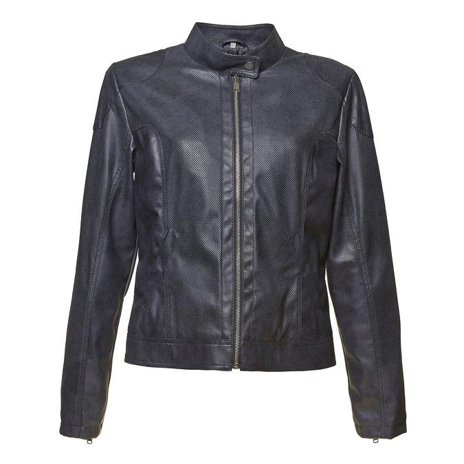 Dámská bunda s prošíváním bata, černá, 971-6113 - 13