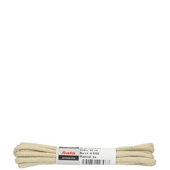 Tkaničky 90 cm bata, béžová, 901-3901 - 13