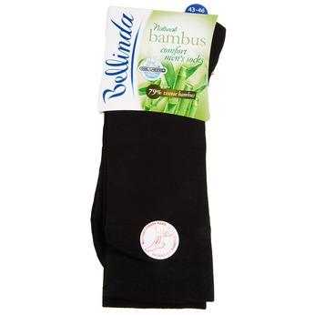 Ponožky bez gumičky bellinda, černá, 919-6264 - 13