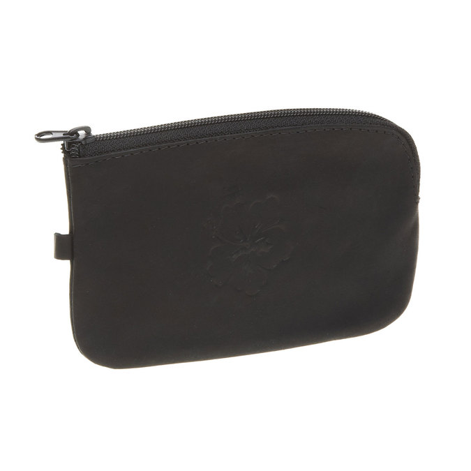 Kožená klíčenka bata, černá, 944-6161 - 13