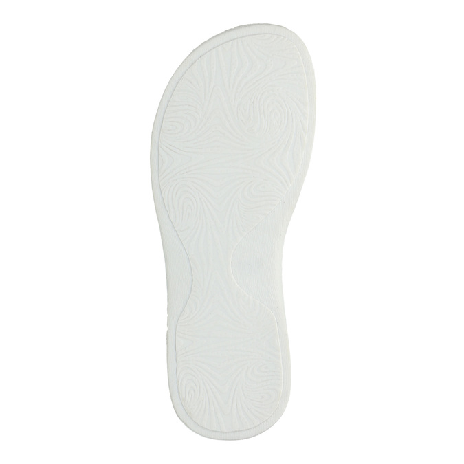 Dívčí sandály s mašlí mini-b, modrá, 261-9160 - 26