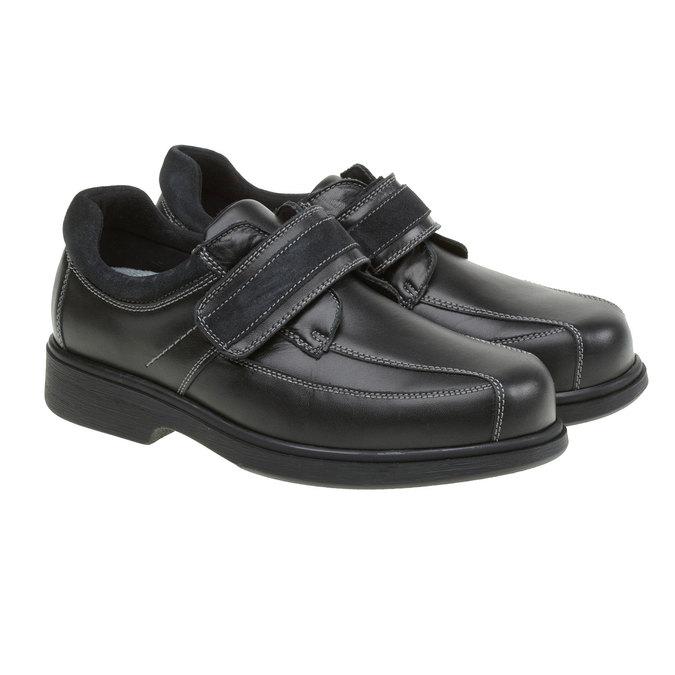 Pánská zdravotní obuv medi, černá, 834-6001 - 26