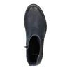Dámská kotníčková obuv bata, modrá, 696-9606 - 19
