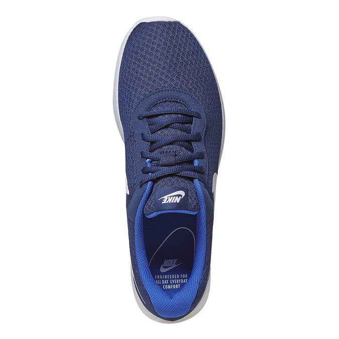 Pánské sportovní tenisky nike, modrá, 809-9557 - 19