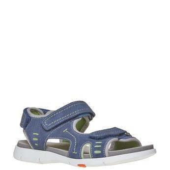 Dětské sandály flexible, modrá, 363-9188 - 13