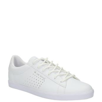 Dámské bílé tenisky le-coq-sportif, bílá, 501-1438 - 13