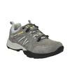 Dámská kožená obuv v Outdoor stylu power, šedá, 503-2829 - 13
