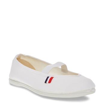 Dětské cvičky bata, bílá, 479-1001 - 13