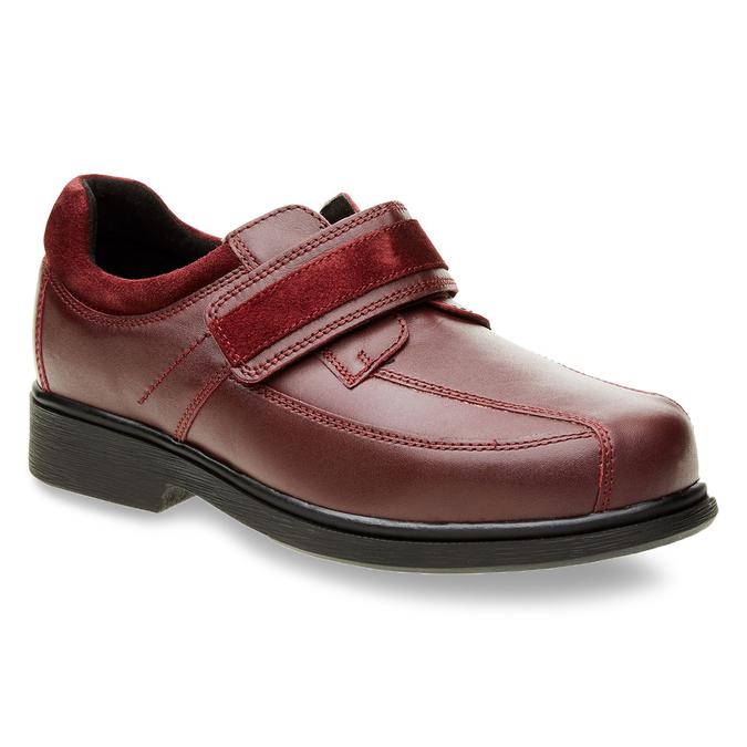 Pánská zdravotní obuv medi, červená, 834-5105 - 13