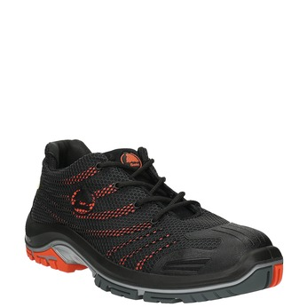 Pracovní obuv ZIP S1P ESD bata-industrials, černá, 849-5630 - 13