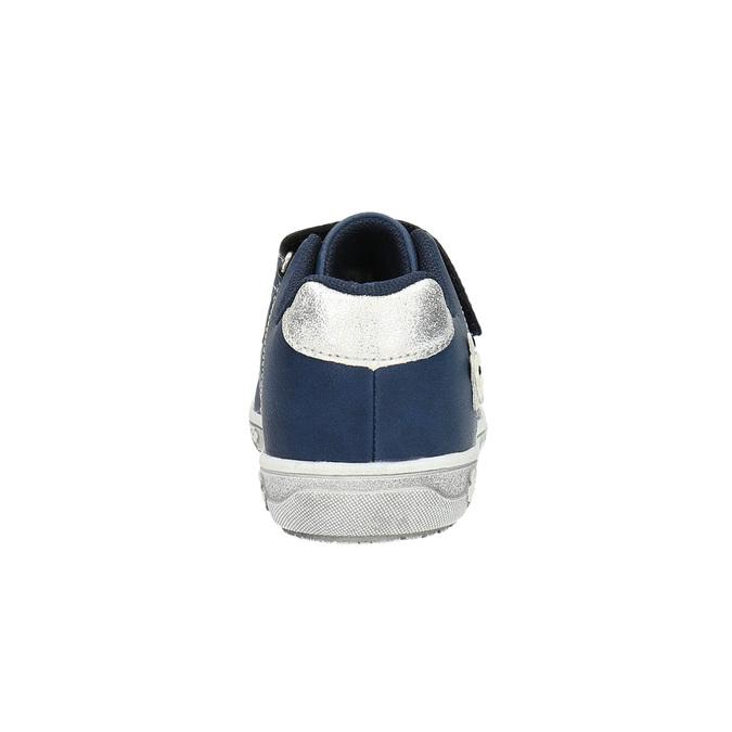 Dětské tenisky mini-b, modrá, 221-9602 - 17