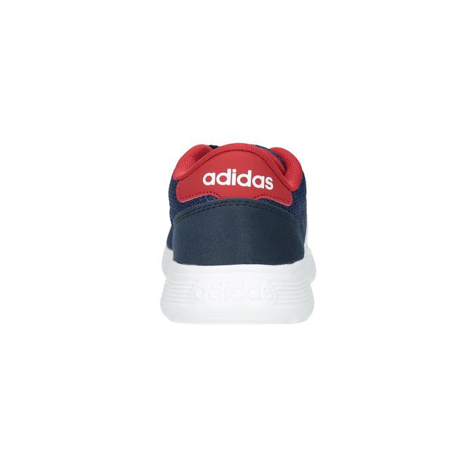 Dětské tenisky ve sportovním střihu adidas, modrá, 309-9141 - 17