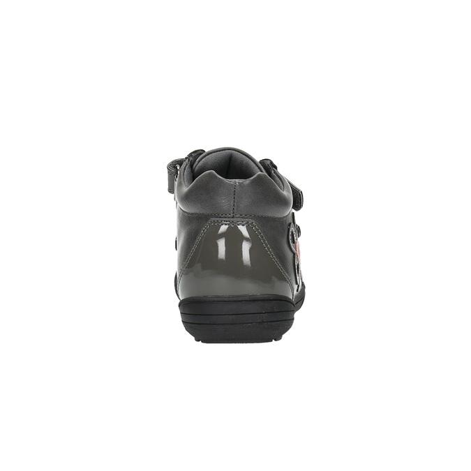 Dětské tenisky mini-b, šedá, 221-2600 - 17