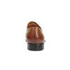 Kožené polobotky v Oxford střihu hnědé bata, hnědá, 824-3641 - 17