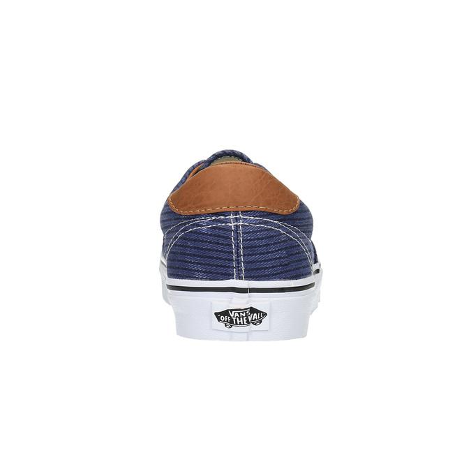 Pánské ležérní tenisky vans, modrá, 849-9022 - 17