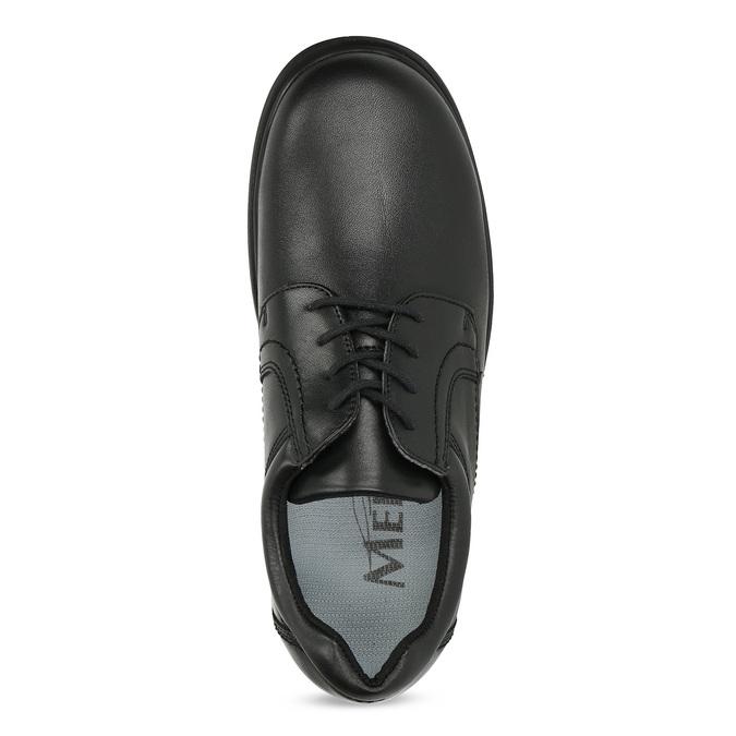 Pánská zdravotní obuv medi, černá, 854-6233 - 17