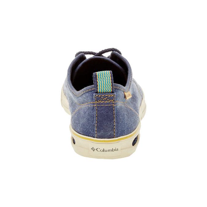 Ležérní pánské tenisky columbia, modrá, 849-9026 - 17