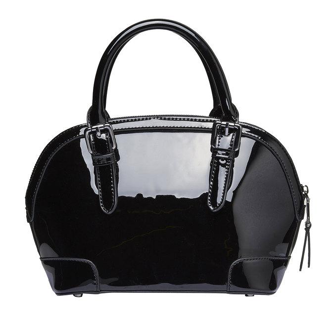 Lakovaná dámská kabelka bata, 2021-961-6623 - 26
