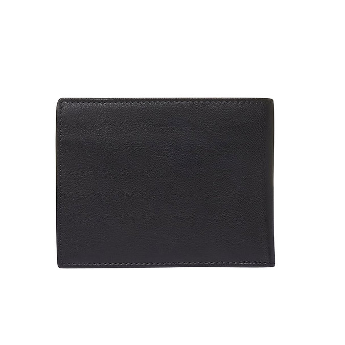 Pánská kožená peněženka bata, černá, 944-6124 - 26