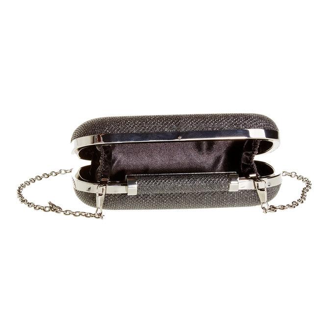 Psaníčko ve stylu Miniaudière bata, černá, 969-6351 - 15