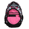 Školní batoh bagmaster, růžová, 969-2601 - 17