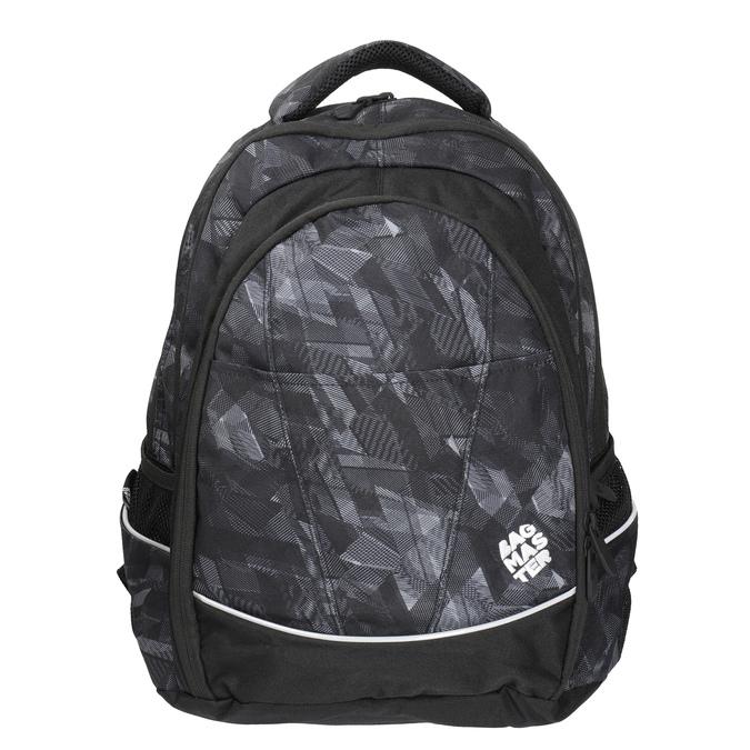 Dětský školní batoh bagmaster, černá, 969-6606 - 17