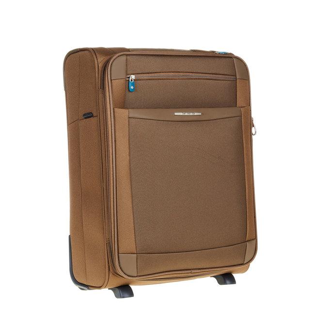 Cestovní kufr samsonite, hnědá, 969-3341 - 13