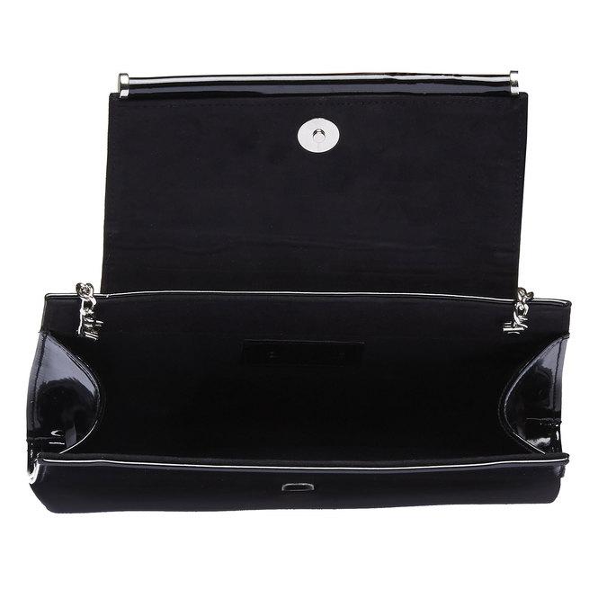 Dámské psaníčko bata, černá, 961-6745 - 15