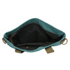 Textilní kabelka s popruhem weinbrenner, tyrkysová, 969-9621 - 15