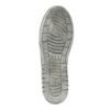 Dětské kotníčkové tenisky šedé mini-b, šedá, 411-2600 - 26