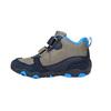 Chlapecká kotníčková obuv na suché zipy bubblegummer, modrá, 291-2600 - 26