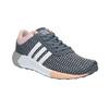 Dámské sportovní tenisky adidas, šedá, 509-2822 - 13