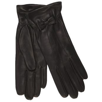 Kožené rukavice junek, černá, 924-6010 - 13