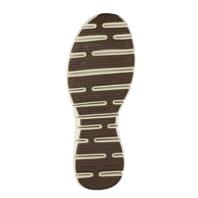 Dámské kožené tenisky skechers, béžová, 503-3323 - 26