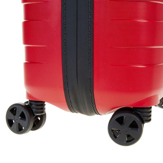 Cestovní kufr na kolečkách červený roncato, červená, 960-5605 - 19