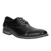 Pánské ležérní polobotky bata, černá, 821-6600 - 13