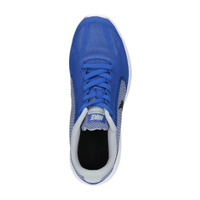 Dětské sportovní tenisky modré nike, modrá, 409-9322 - 19