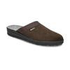 Pánská domácí obuv bata, hnědá, 879-4600 - 13
