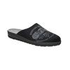 Pánská domácí obuv bata, černá, 879-6601 - 13